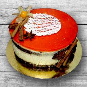 Торт Премиум Сочный Апельсин