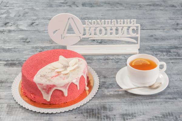 торт Премиум «Красный бархат» Велюр