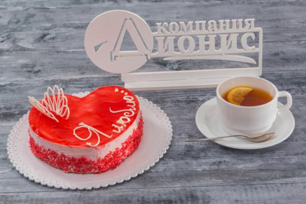 Торт Я люблю