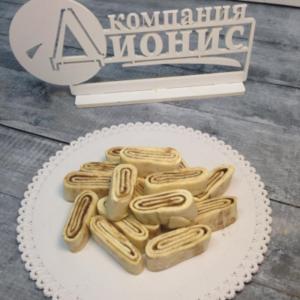 Печенье слоеное «Ролл с корицей»