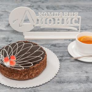торт Малина в шоколаде